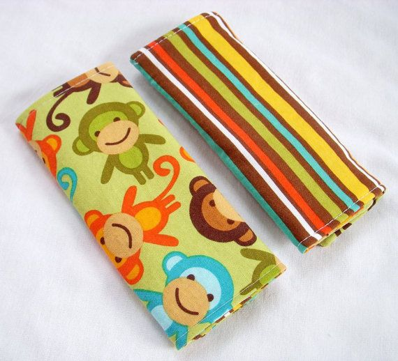 Monkey Toddler Car Seat Covers
