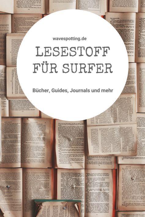 Bücher für Surfer – Anja Ziesenböck