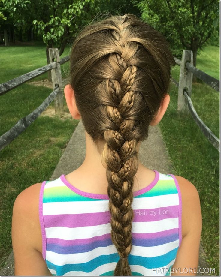 Swell 62 Best French Braids Images On Pinterest Hairstyles Braids And Short Hairstyles Gunalazisus