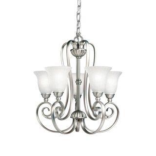 43 best small chandeliers images on pinterest mini chandelier kichler lighting 1825 5 light willowmore small chandelier in bronze finish aloadofball Gallery