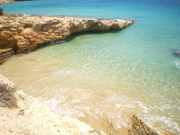 Koufonisi island