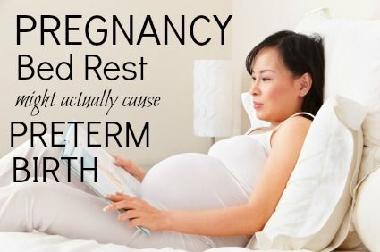 Bed Rest in Pregnancy Part I: What's the Evidence?