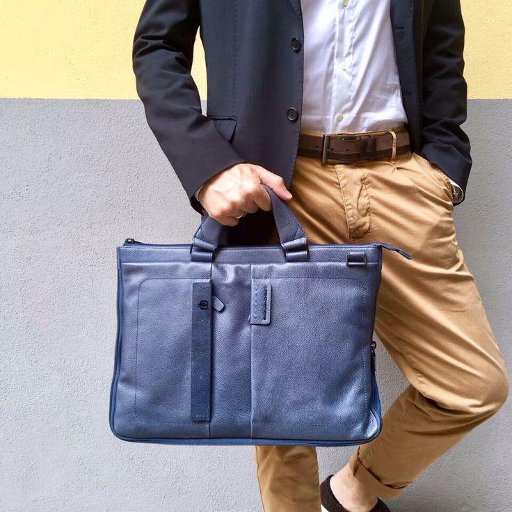 PIQUADRO manlioboutique.com/piquadro #menaccessories #bags #business #style #work #lavoro