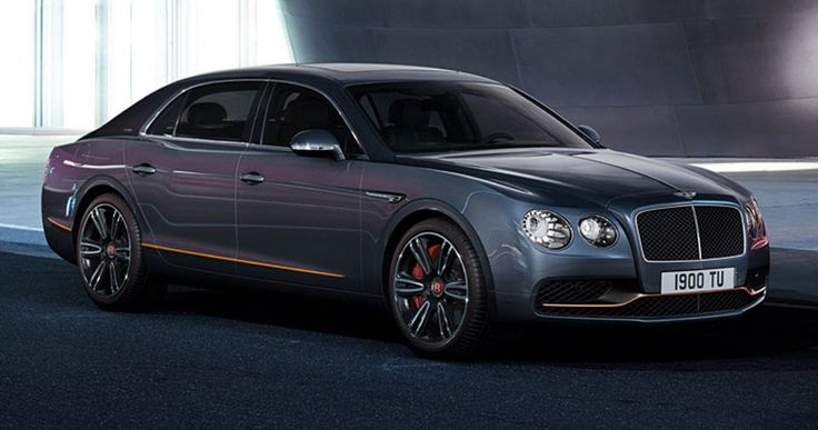 Bentley Spruces Up The Flying Spur With New Design Series By Mulliner #Bentley #Bentley_Flying_Spur