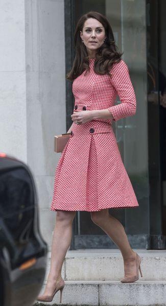 Kate Middleton À Londres Le 23 Mars 2017 30