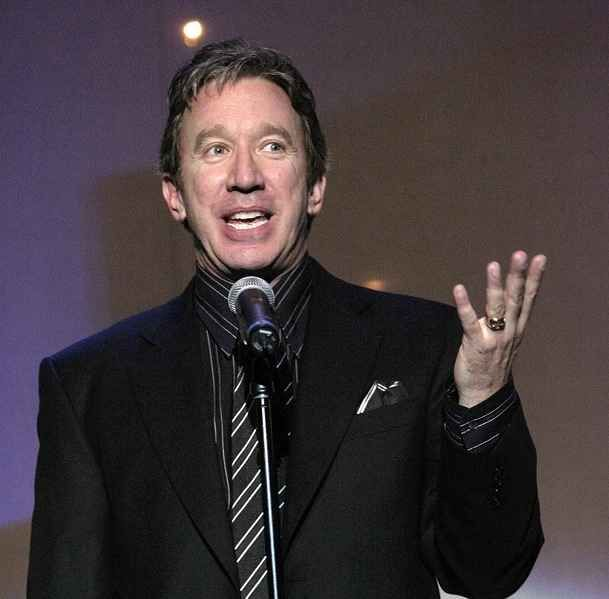 Tim Allen | 59 Famous People Who Are Left-Handed