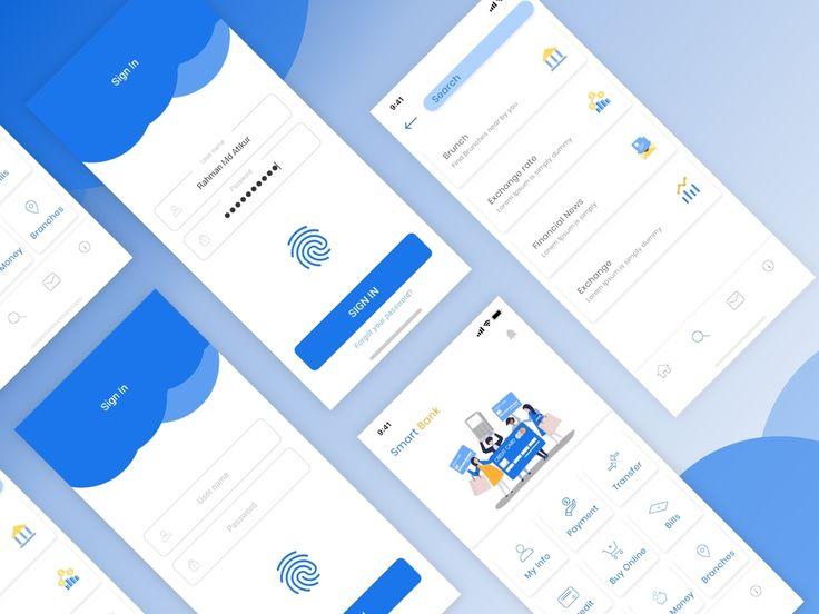 Smart Banking ios app