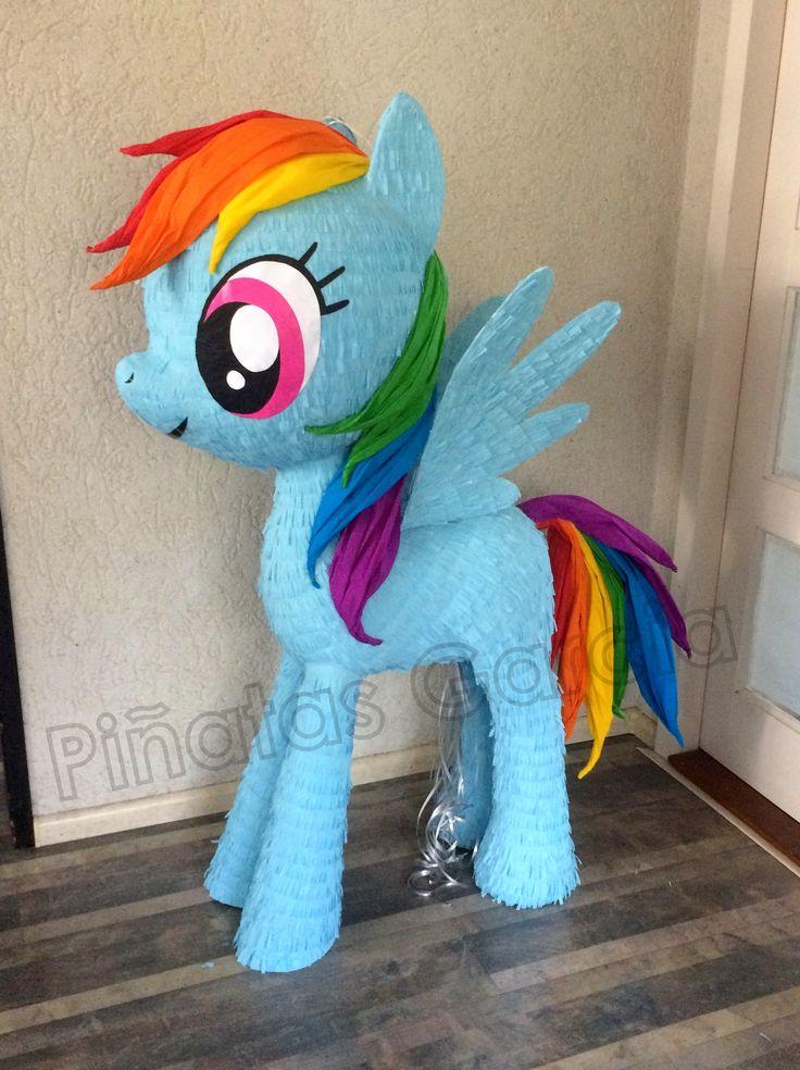 Piñata My Little Pony, Rainbow Dash!