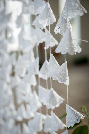 Urban Paper Forest Doily WeddingPaper