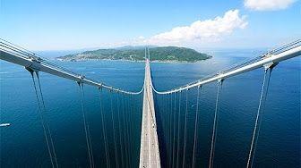 El Puente mas largo del mundo - Japon - Maravillas Modernas