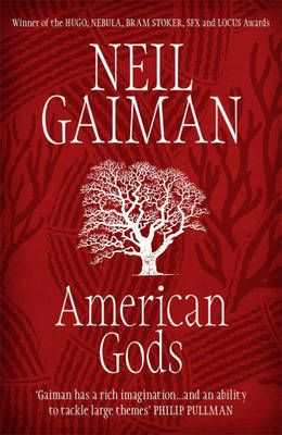 Coming soon to screens near you... ISBN: 9780755322817 - American Gods