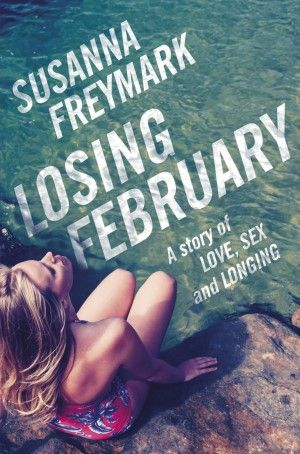 Give away day six - Losing February by Susanna Freymark. Thanks to Pan Macmillan.