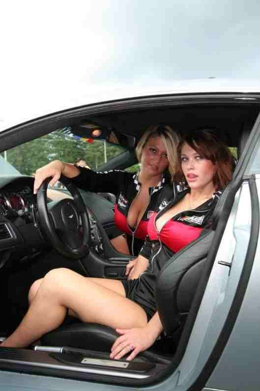 17 Best Images About Girls And Their Aston Martins On