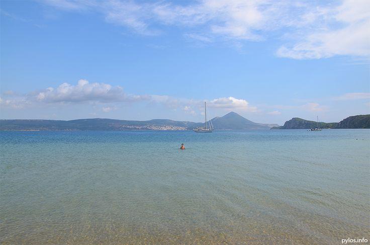 Have a great Sunday!  Divari / Golden beach.  www.pylos.info