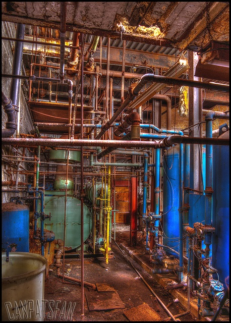 Queen Mary Engine Room: 79 Best Images About Plumbing & Heating On Pinterest