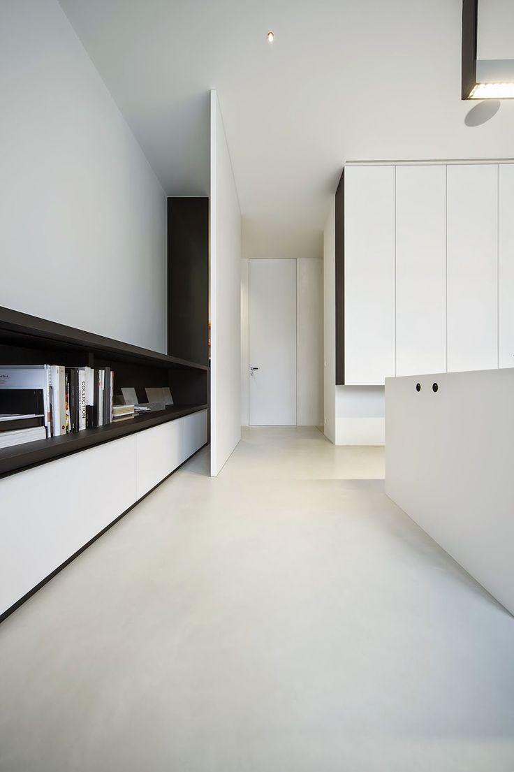 simplicity love: Office, Belgium | imore interieurarchitectuur