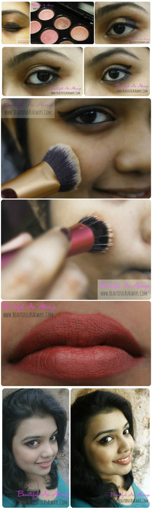 Beautiful As Always | How To Do Makeup for New Year Party | http://www.beautifulasalways.com