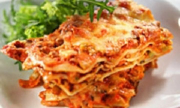 Nothing says Winter like a home-baked lasagne! This budget-friendly recipe will make enough to feed eight people or, today's dinner, tomorrow night's dinner and some in the freezer for I Don't Want to Cook nights!