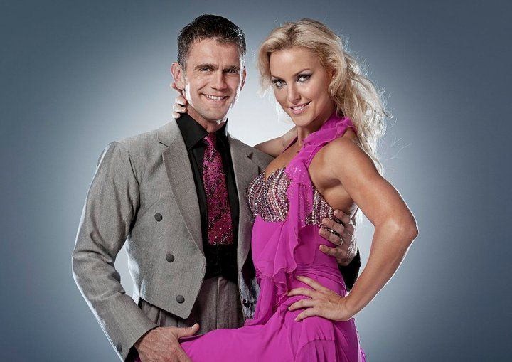 Strictly Come Dancing 2010: Scott Maslen & Natalie Lowe