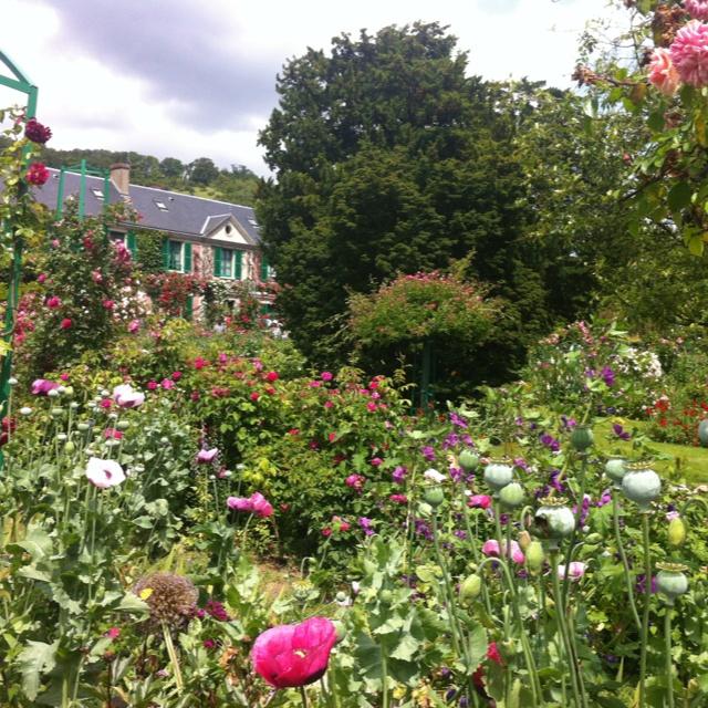fondation claude monet jardins de giverny normandie fleurs. Black Bedroom Furniture Sets. Home Design Ideas