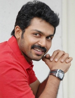 #Karthik #Sivakumar best known by his stage name #Karthi, is a #Tamil film actor.    He is the younger son of veteran actor Sivakumar and brother of...