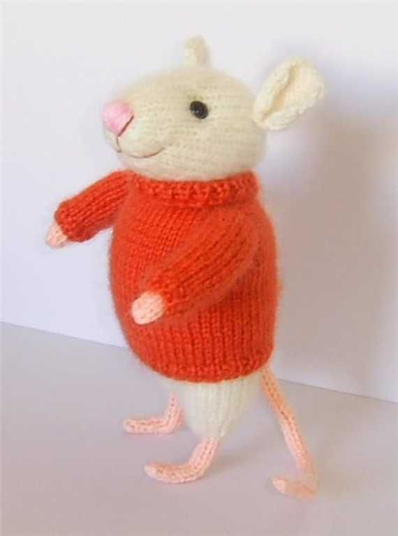 Knitted Toys | mooolf