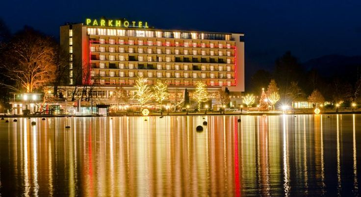 Parkhotel Pörtschach Pörtschach am Wörthersee Surrounded by a 40,000 m² park, the 4-star superior Parkhotel Pörtschach enjoys an exclusive location on the shore of Lake Wörth. All rooms and suites have a balcony with lake views, and free WiFi is available in the entire property.