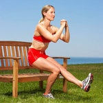 Skip the Gym: 5 Toning Moves You Can Do Outside