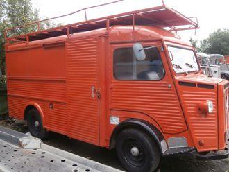 H Van World Caravansingle Widecamper