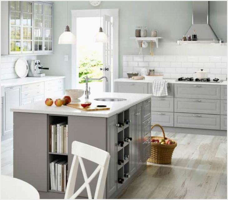 Best Ikea Kitchen Cabinets Prices Ideas Renovasi Dapur Dapur 640 x 480