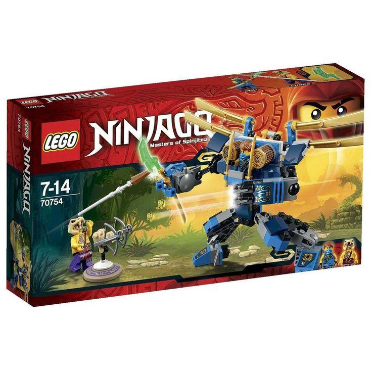 LEGO NINJAGO ElectroMech - 70754 | $19 @ BIG W or K-Mart