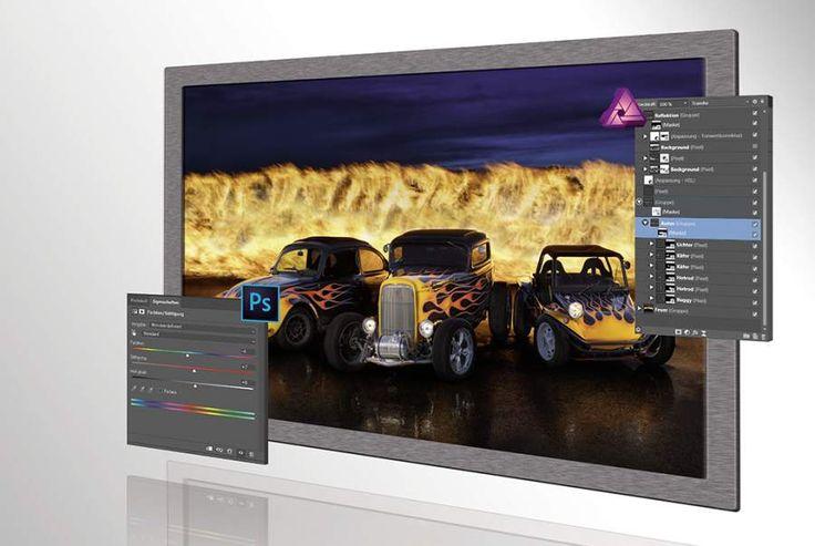 Adobe Photoshop – unangefochtener Standard der Bildbearbeitung – erhält einen jüngeren Konkurrenten: Affinity Photo. Was Fotografen dort Neues erwartet, wie bekannte Funktionen im Vergleich zu Photoshop funktionieren und welche Anwender weiterhin Photoshop benötigen, zeigt Markus Hofstätter anhand verschiedener Beispiele.