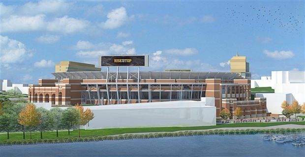 247Sports Exclusive: New Tennessee Vols athletic director John Currie talks Neyland Stadium plans