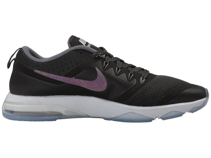 Nike Zoom Fitness Metallic Training Women's Shoes Black/Multicolor/Pure Platinum