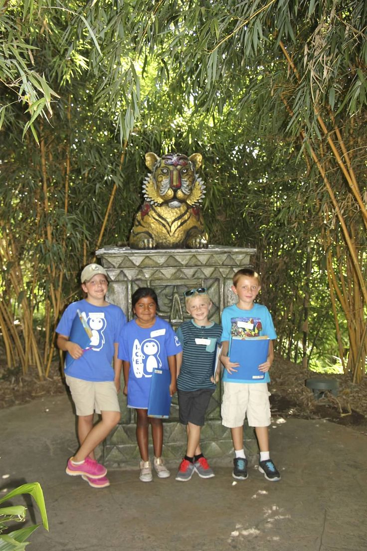 ICE Third Grade Safari Park Field Trip
