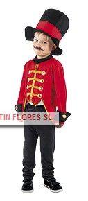 Disfraz domador circo infantil en #sevilla www.martinfloressl.es tienda online disfraces y complementos