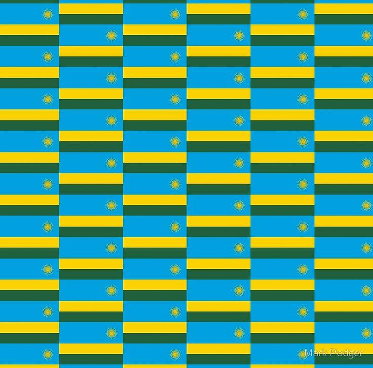 Rwanda Flag Products