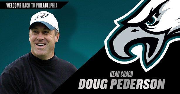 Eagles Name Doug Pederson Head Coach