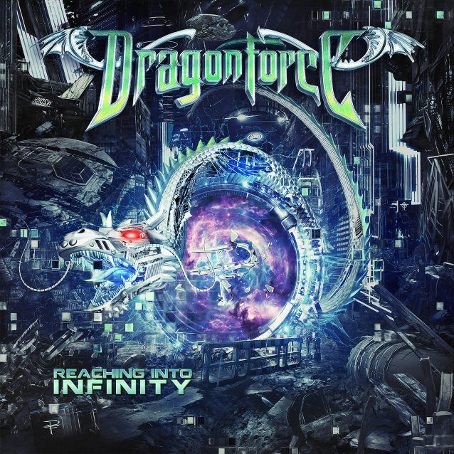 "Heavy Metal Music & More  : Dragonforce ""Reaching Into Infinity"" [Recenzja]"