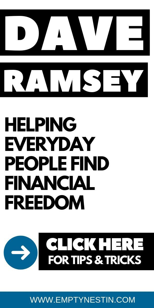 Dave Ramsey – The Financial Guru That Helps People Get Out of Debt
