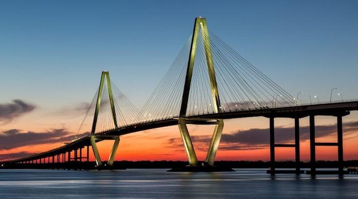 O Que Fazer em Charleston na Carolina do Sul #viagem #viajar