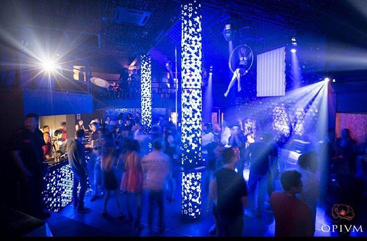 Seminyak Clubs, Night Club: Opivm, opened December 2016.