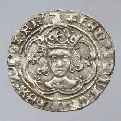 Medieval House of Tudor 1485-1603AD Henry VII Silver Groat 1485-1509AD 26mm, 3.21g: Vii Silver, Tudor Rose, England, Medieval Houses, Groat 1485 1509, Tudor 1485 1603Ad, Silver Groat, Ads Henry, 1485 1603Ad Henry