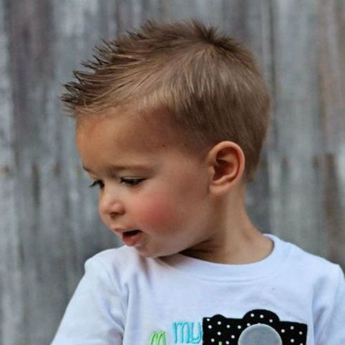 Haircuts For Boy Toddlers With Fine Hair Hair