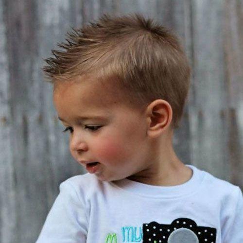 Boys haircuts straight fine hair