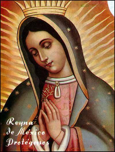 Mexican Saint