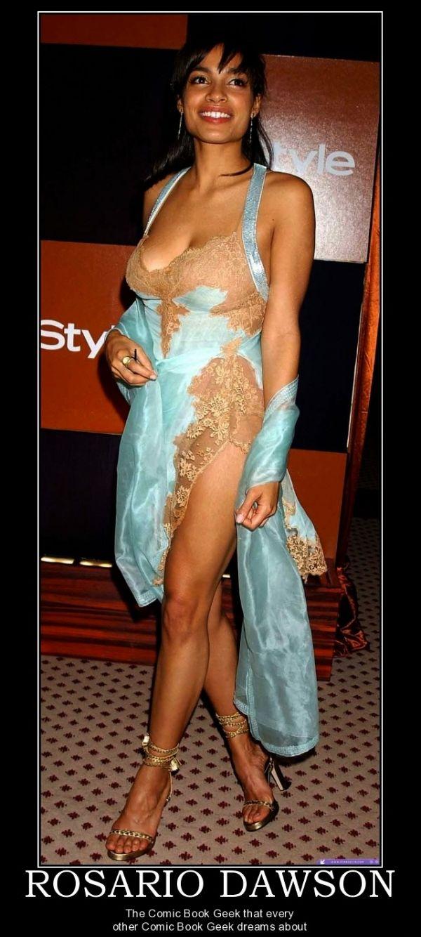 Rosario dawson hot nude pics