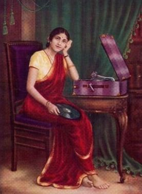 nine yards sarees paintings - Google Search