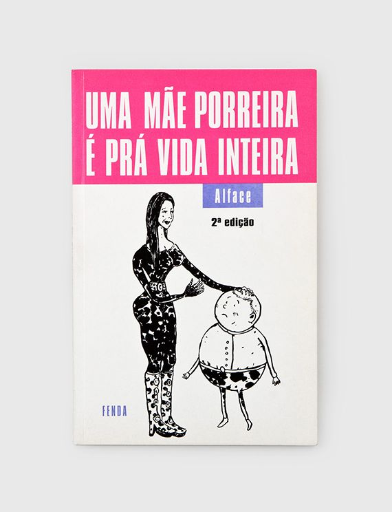 """The pocketbook series """"Fenda das Raparigas"""" is the result of FBA's collaboration with Pedro Proença, creator of the illustrations used on the cover designs but also author of some of the titles in the series."""