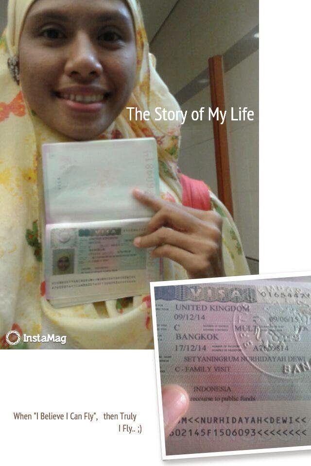 Dunia Hijab Wiwik :): Tips Untuk Aplikasi Visa Visit Family ke Negara UK...
